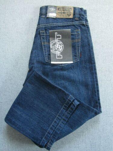 ~ 65/% Top Jeans Giersch Ten BLUE JEANS 5 POCKET bleu taille 38//32 Prix Spécial!!