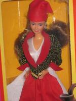 Vintage 1985 Greek Greece Barbie Doll Dotw 2997