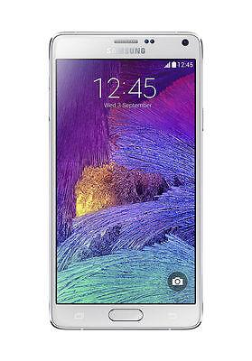 Samsung Galaxy Note 4 SM-N910V  - 32GB - White (Verizon)