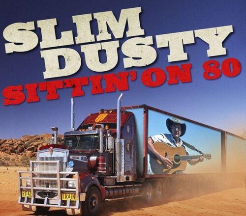 Magnets Available 9cm x 9.5cm SLIM DUSTY STICKER Free Aus Post