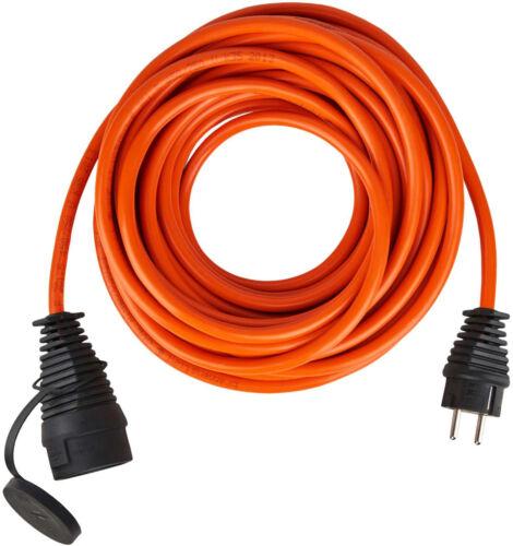 Bremaxx Verlängerungskabel IP44 10m orange ATN07V3V3F 3G1,5 Brennenstuhl 1161590