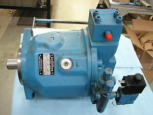 Rexroth Hydraulic Variable Displacement Axial Piston Pump AA10VS071DRG/3