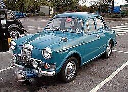 Riley 1500cc 1957 à 65-full set tuyau frein cuivre