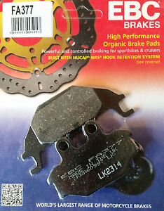 EBC-FA377-Brake-Pads-Rear-for-Yamaha-YZF-R125-2008-2018-MT-125-2014-2020