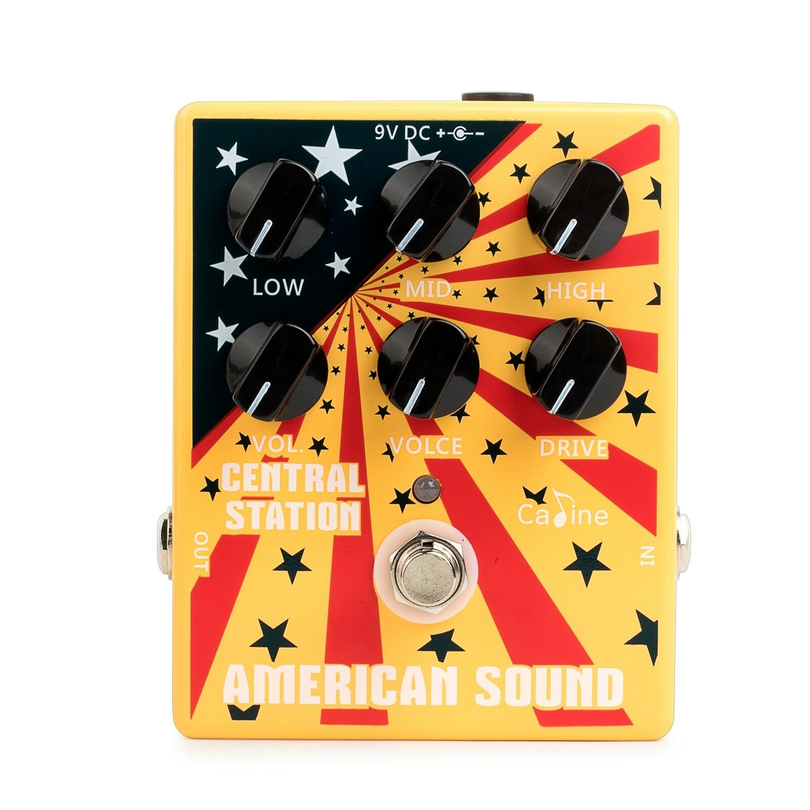 Caline CP-55 American Sound (Fender Tone) Effects Pedal