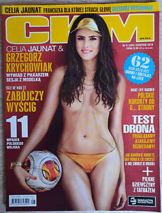 CKM-FHM-08-August-2015-Serpien-Celia-Jaunat-Klaudia-Stec-Men-039-s-Magazine
