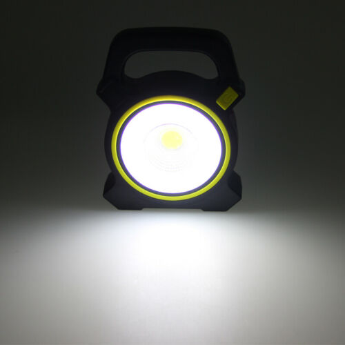 30W Portable USB COB LED Flood Light Outdoor Camping Spot Work Lamp