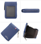 Mens-RFID-Blocking-Leather-Soft-Wallet-Credit-Card-Holder-Purse-With-Zip thumbnail 7