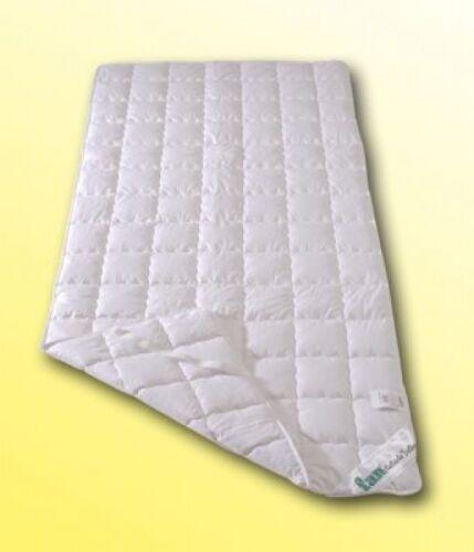 Matratzenauflage 120x200 cm 100/% Baumwolle Unterbett Bettauflage 95°C waschbar