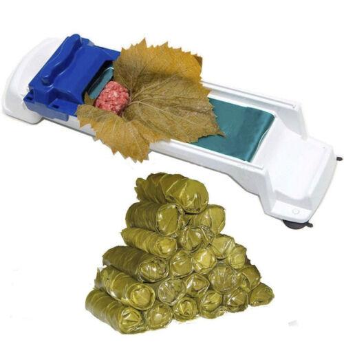Sarma Dolmer Roller Stuffed Grape Cabbage Leaf Rolling Machine GO9X