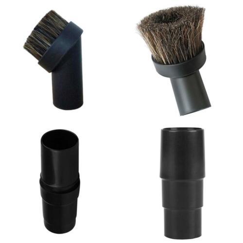 Assorted Vacuum Cleaner Bristle Brush Horsehair Head Tool Kit Attachment