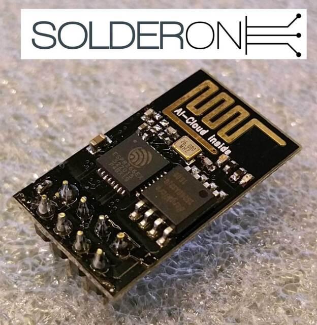 ESP8266 Mini Wi-Fi Breakout Module 802.11 WIFI Direct (P2P) SOFT-AP LWIP 3.3V