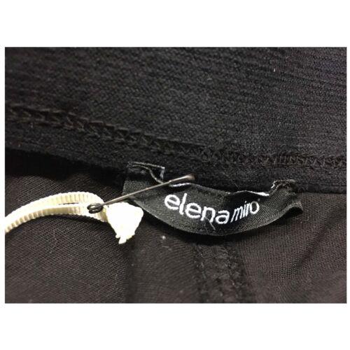 Nero Vita Con Pantalone Elastan 97 Elastico Mirò In Donna Elena Cotone 3 qgR1wWHx