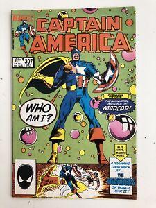 Captain-America-307-First-Madcap-NM