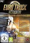 Euro Truck Simulator 2 - Titanium Edition (PC, 2015, DVD-Box)