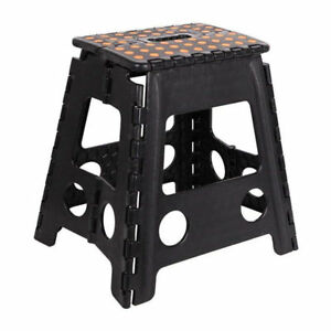 Strange Details About Lightweight Folding Plastic Step Stool Multi Purpose Portable Chair Adult Child Pabps2019 Chair Design Images Pabps2019Com