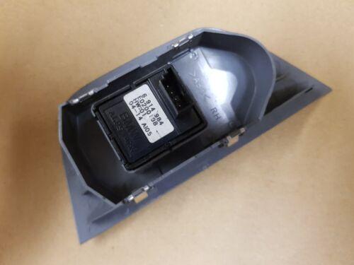 GENUINE BMW Passager N//S Gris Fenêtre Commutateur Pack pour Z4 E85 6914984