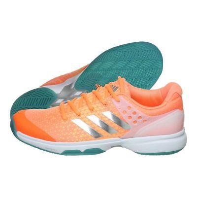 Adidas Femmes Adizero ubersonic 2 Chaussures de tennis Orange BB4810 | eBay