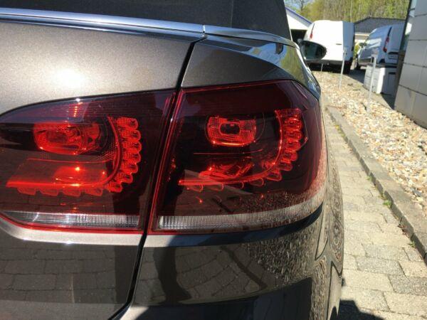VW Golf VI 1,4 TSi 122 Cabriolet DSG - billede 4