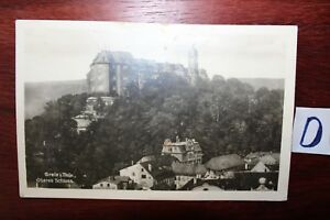 Carte Postale Vue Carte Thuringe Vieillard Seuil Supérieur Château-afficher Le Titre D'origine Gagner Les éLoges Des Clients