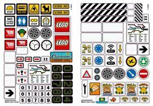 Lego-Creator-853921-Brick-Aufkleber-Zubehoer-Set-Brandneu-in-OVP-NEU-amp-VERSIEGELT