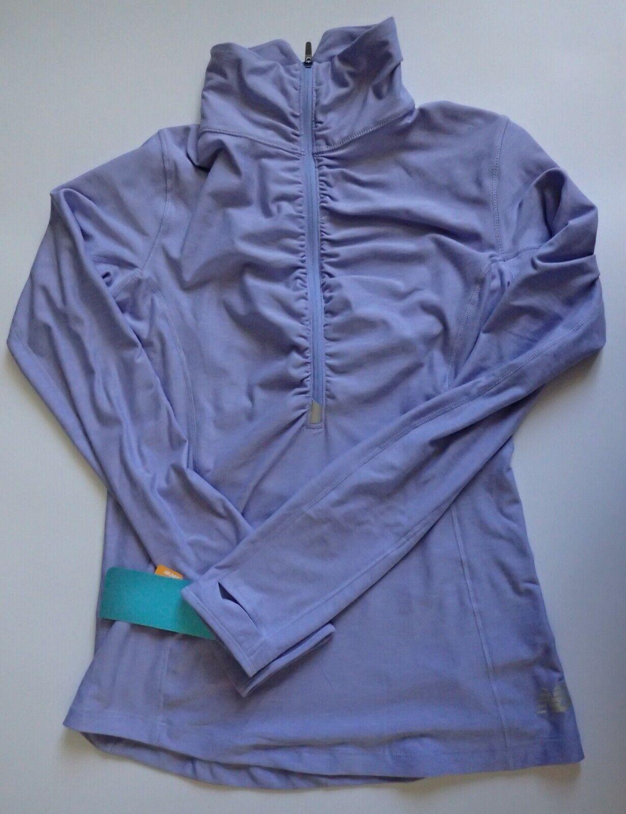 New Balance Lavender Long Sleeve S - New