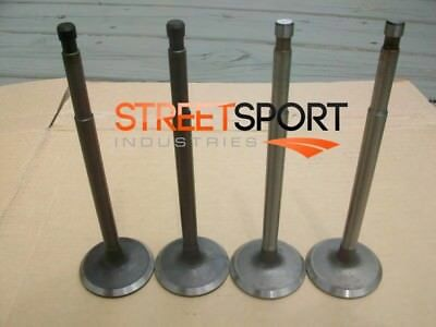 Harley Davidson Flathead 80 ALL YEARS Exhaust Intake Valves Set Of 4 NEW 653552666189 EBay