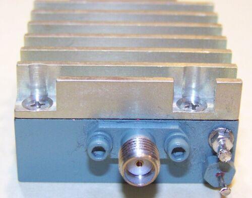 Very nice Medium power amplifier for .05-3.2GHz 25dB gain 250mW 24dBm P1 !