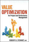 Value Optimization for Project and Performance Management by Robert B. Stewart (Hardback, 2010)