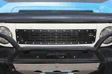 Custom Steel Aftermarket Grille fits 2007-14 Toyota FJ Cruiser Grill Satin Black