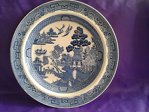 034-WEDGWOOD-BLUE-APOLLO-11-MAN-ON-THE-MOON-JULY-20-1969-034-PLATE-8-034