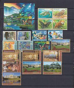 UNO-Wien-postfrisch-Jahrgang-1998