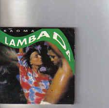 Kaoma-Lambada 3 inch cd  single