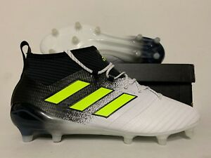 more photos 8d5b4 5c34d Image is loading Adidas-Ace-17-1-Primeknit-FG-Soccer-Cleats-