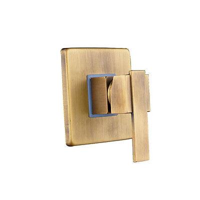 Solid Brass Bathroom Shower Valve Shower Mixer Tap
