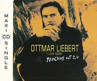 OTTMAR LIEBERT Reaching out 2 u | Maxi-CD | gebraucht