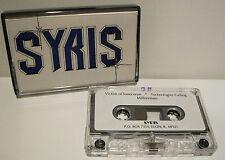 SYRIS 1993 ORIGINAL PROGESSIVE POWER METAL DEMO RARE
