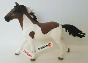 Schleich-72142-Mustang-Hengst-Exclusive-Sonderedition-Mueller-Pferd-horse-NEU-new