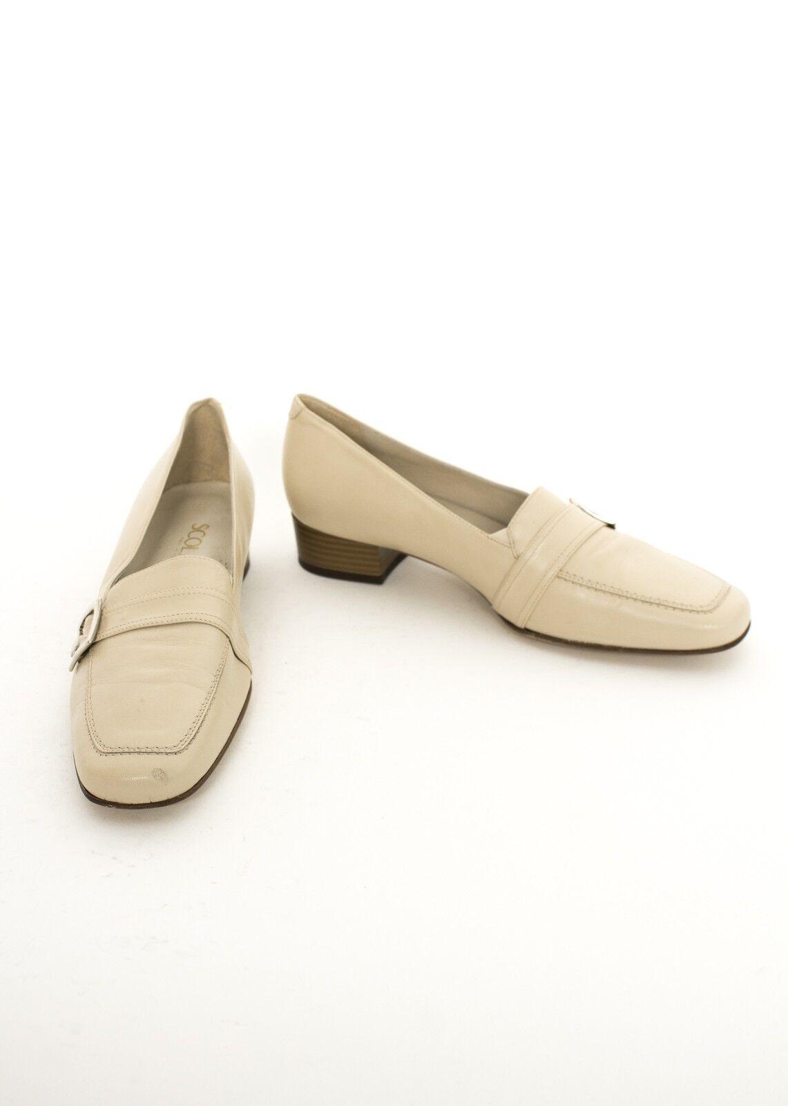 Los últimos zapatos de descuento para hombres y mujeres Descuento por tiempo limitado SCOLARO Schuhe Leder Neu Gr. 41