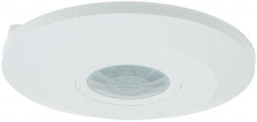 """Decken-Bewegungsmelder /""""CBM-Flat/"""" 360° 230V 1-2 Beleuchtung Licht Sensor infraro"""
