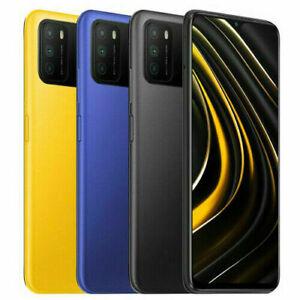 Xiaomi Smartphone POCO M3 4+128G 6000mAh 64MP 33W Ladung Globale Version