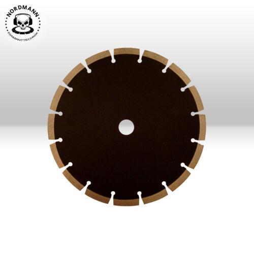 Nordmann Diamant-Trennscheibe Laser-Abrasiv 130 mm x 22,23 mm 10 mm Segmenthöhe