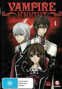 Vampire-Knight-1-Dvd-Region-4-Like-new
