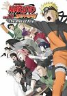 Naruto Shippuden Movie Will of Fire 0782009242314 DVD Region 1