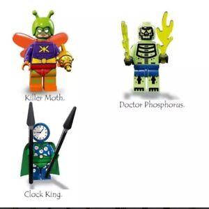 LEGO Batman Movie Series 2 MINIFIGURE KILLER MOTH  71020