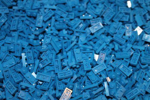 3023 Platten 1x2 Blue NEU in Blau Platte 200 x LEGO® Plate