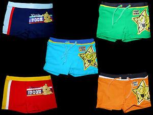 Disney Winnie Pooh Tigger Badehose Boxer Badeshort  86 92 98 104 110 116 NEU