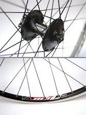 MOMENTUM WHEELS S-Track 2.10/M475 26in Disc/V-Brake 6 bolt front Black