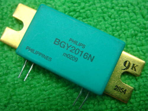 1x IC Philips BGY2016 BGY2016N UHF amplifier module