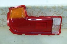 NOS GENUINE MAZDA 121 COSMO RX5 1975-81 LEFT TAILLIGHT LENS # 359751162